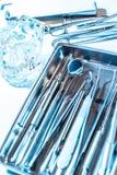 牙科设备 库存照片