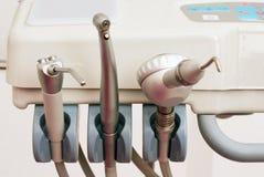 牙科设备 免版税库存照片