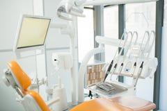牙科诊所 免版税库存图片