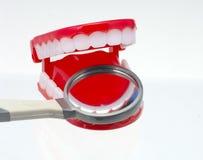 牙科 免版税库存照片