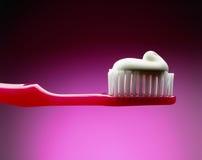 牙膏 库存照片