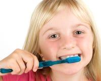 牙齿卫生学 免版税图库摄影