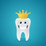 牙齿王子 库存照片