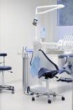 牙齿的诊所 图库摄影