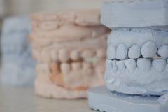 牙齿设计 库存照片