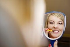 牙齿访问 免版税库存图片
