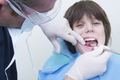 牙齿 图库摄影