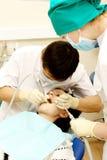 牙齿 免版税库存照片