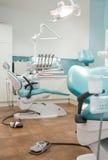 牙医椅子 库存照片