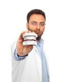 牙医医生 免版税图库摄影