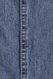 牛仔布牛仔裤纹理 免版税库存图片