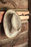 牛仔帽 免版税库存照片