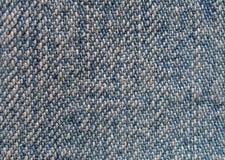 牛仔裤纹理 免版税库存图片