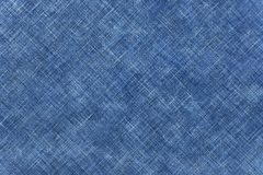 牛仔裤织品装饰Blude线作为背景 免版税库存图片