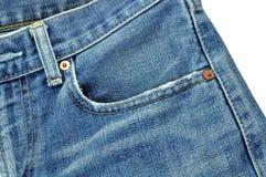 牛仔裤 库存照片