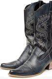 牛仔靴 免版税库存图片