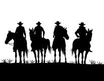 牛仔 免版税库存图片
