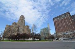 水牛城,纽约州,美国 免版税库存图片