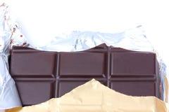 牛奶巧克力 免版税库存图片