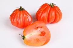 牛排蕃茄 免版税库存图片