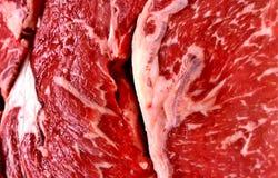 牛排,丁骨牛排,安格斯牛肉,与使有大理石花纹 免版税图库摄影