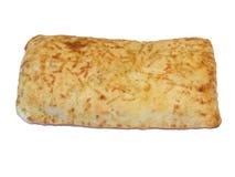 牛排n干酪面卷饼 库存图片