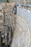 水牛比尔水坝 库存图片