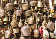 牛的响铃 库存照片
