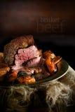 牛的胸部肉II 免版税库存图片