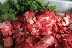 牛肉和肉 免版税库存图片