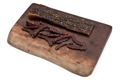 牛肉干 免版税图库摄影