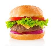 牛肉汉堡 免版税库存图片