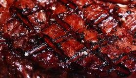 牛肉烤牛排 免版税库存照片