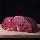 牛肉短的腰部 免版税库存图片