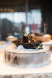 牛肉称烹调日本神户shabu样式 库存图片