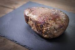 牛肉美好的片断  免版税库存图片