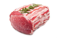 牛肉联接 免版税图库摄影