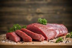 牛肉肉 图库摄影