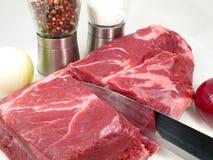 牛肉 库存照片