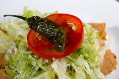 牛肉taquitos 免版税图库摄影