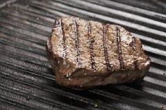 牛里脊肉 免版税图库摄影