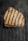 牛里脊肉 库存图片