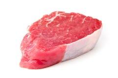 牛里脊肉 免版税库存图片