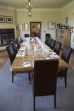 牛顿酿酒厂的品尝室在纳帕谷 免版税库存照片