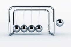 牛顿s 免版税库存图片