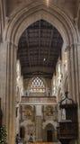 牛津大学基督教会英国 免版税库存照片