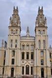 牛津大学的所有灵魂学院 库存照片
