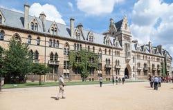 牛津大学英国 图库摄影
