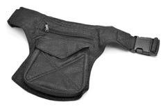 牛仔布臀部袋子 免版税库存图片