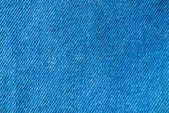 牛仔裤织品纹理背景 免版税库存图片